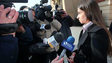 Marta Kaczyńska na Wawelu w rocznicę katastrofy smoleńskiej