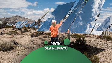 Wykorzystanie energii słonecznej może pomóc w walce z kryzysem klimatycznym