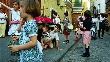 Dzieci w Sewilli