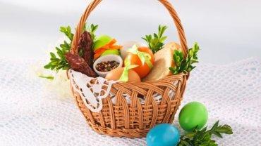 Wielkanocny koszyk