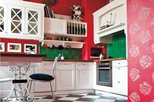 Najpiękniejsze dodatki do małej kuchni