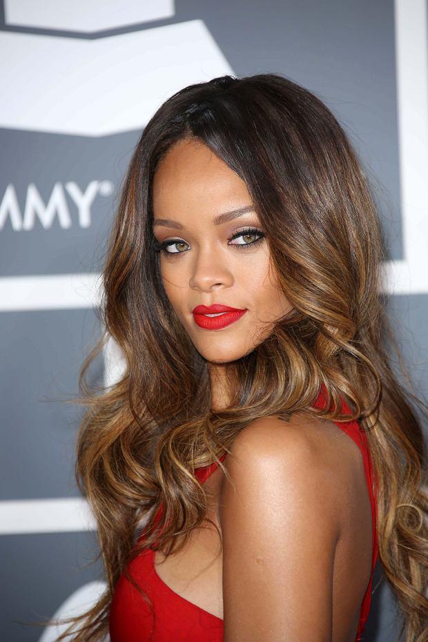 Rihanna, gwiazdy bez makijażu