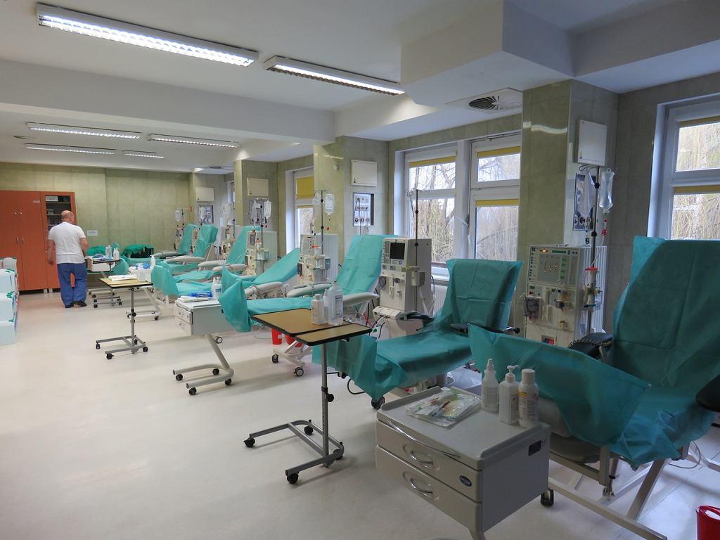 Stacja Dializ w gorzowskim szpitalu