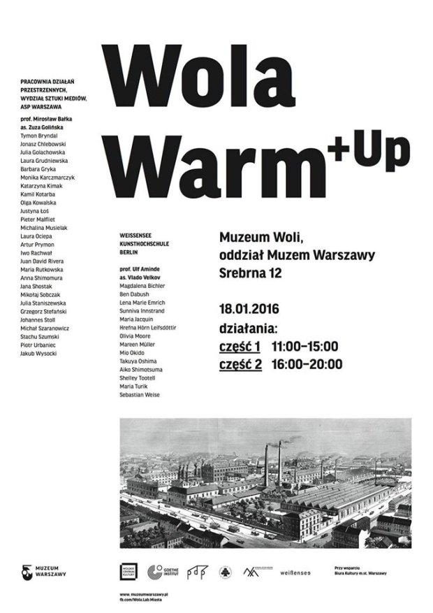 WOLA WARM+UP