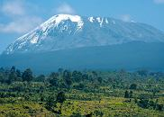 Podróże - jak zdobyć Kilimandżaro, podróże, afryka, Kilimandżaro to naprawdę piękna góra - wyrastający z sawannowej równiny obły, majestatyczny kształt kojarzy chyba każdy.