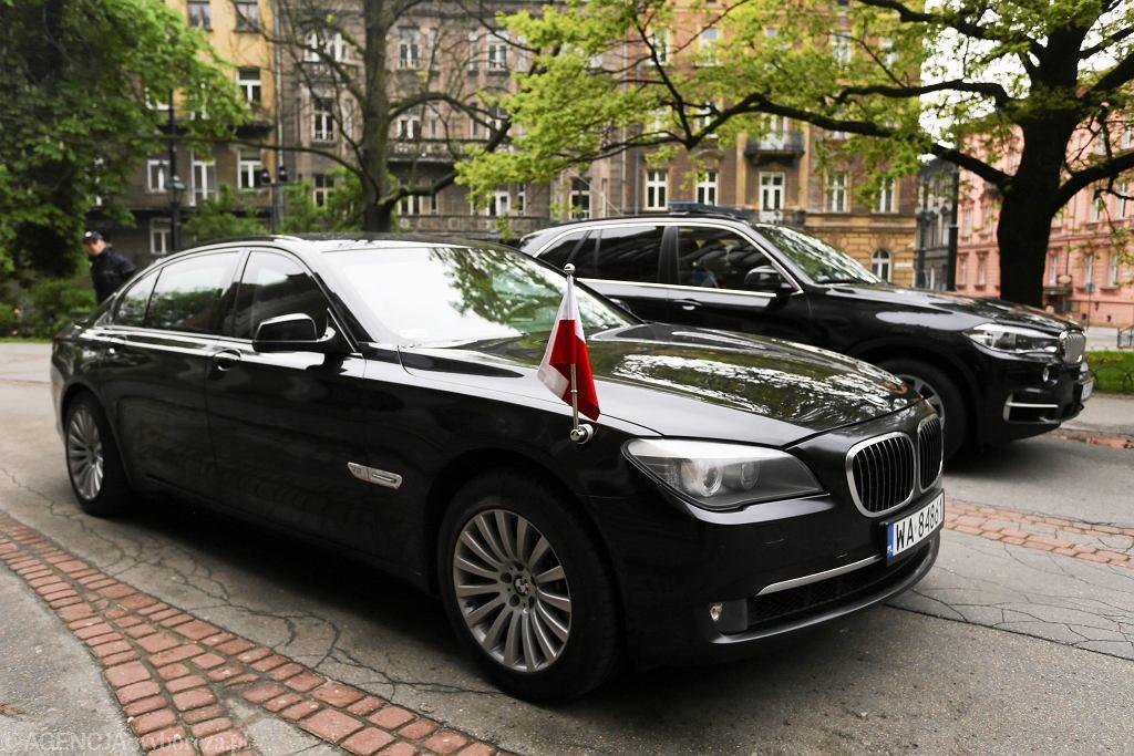 Samochody Biura Ochrony Rządu