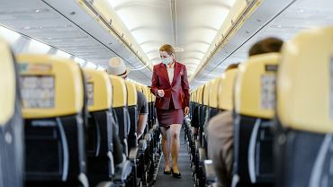 Stewardesa.