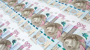 Banknoty 500-złotowe. Zdjęcie ilustracyjne