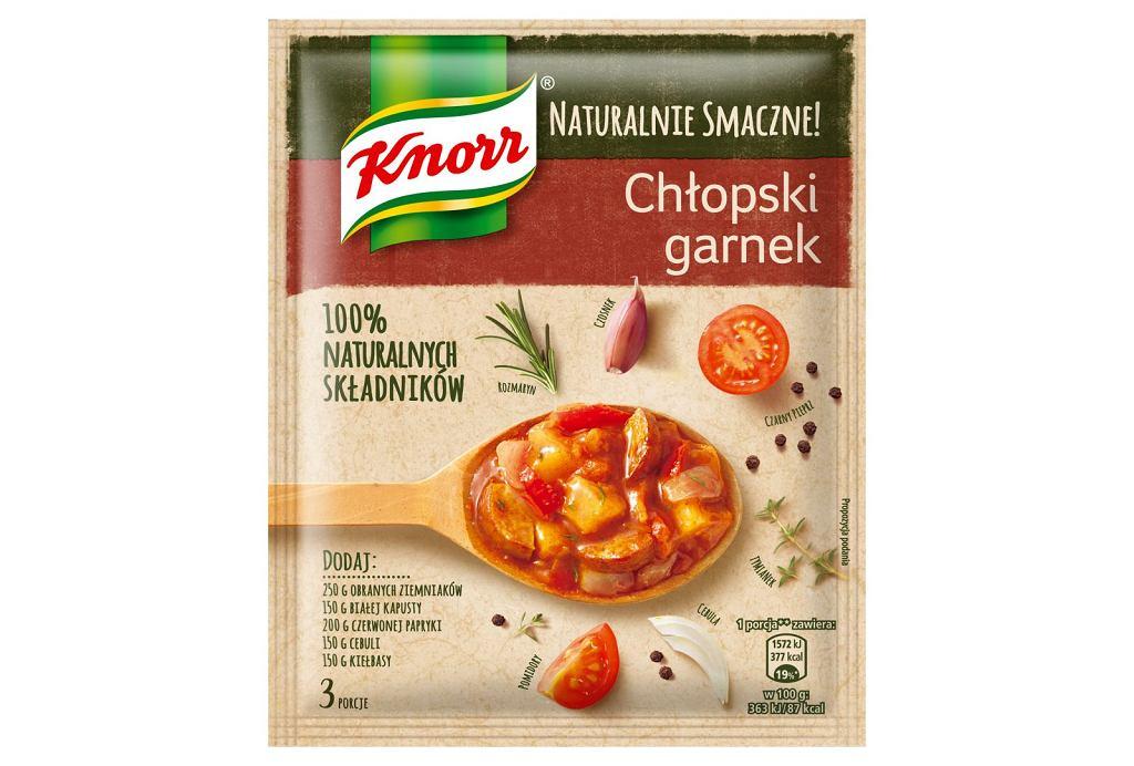 Fix Chłopski garnek Naturalnie Smaczne Knorr