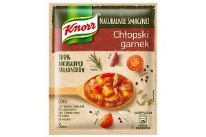 Co w garnku piszczy? Jeszcze więcej pomysłów na obiad z Naturalnie Smaczne! Knorr