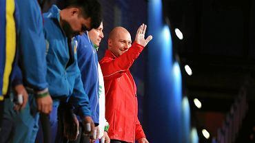 Bartłomiej Bonk podczas mistrzostw świata we Wrocławiu