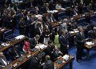 Brazylia wyrzuca prezydent Rousseff. Senat przegłosował impeachment