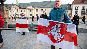 Dzień Woli w Białymstoku. 103. rocznica proklamowania niepodległości Białorusi