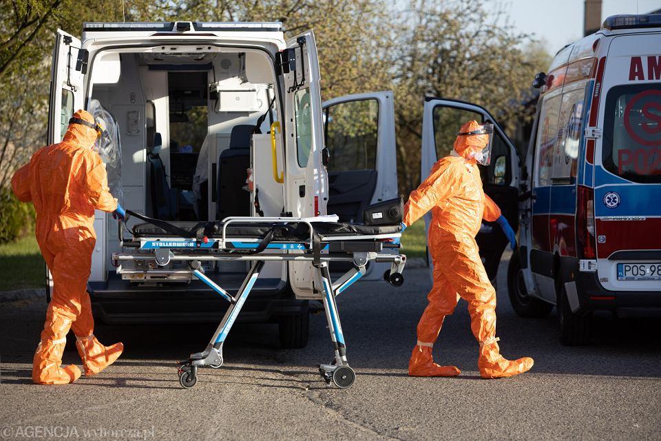 57-latek kolejną ofiarą koronawirusa na Podkarpaciu. W całym regionie przybyło sześciu zakażonych
