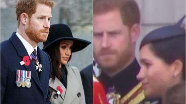 """Ekspertka od czytania z ruchu warg analizuje filmik Meghan i Harry'ego. Książę zrugał żonę? """"Jaka skrępowana"""""""