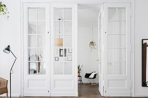 Drzwi wewnętrzne - jak dobrać kolor do aranżacji? Praktyczne porady dla każdego