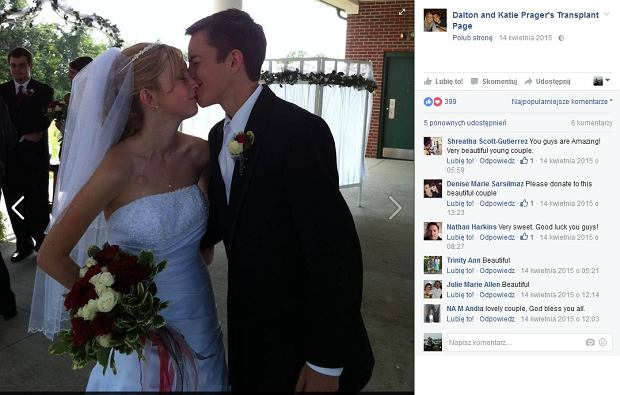 Ślub Katie i Daltona