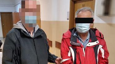 Warszawa. 72-latek wstydził się niskiej emerytury. Zaczął handlować narkotykami z mężem wnuczki