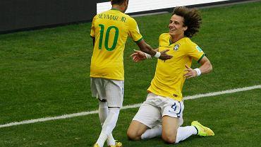 Neymar i David Luiz
