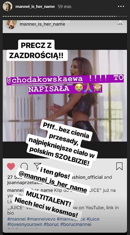 Ewa Chodakowska komplementuje Sarę Boruc