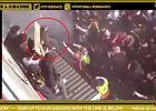 Wściekli kibice powiesili kukłę właściciela klubu. Nagle jeden z nich spadł
