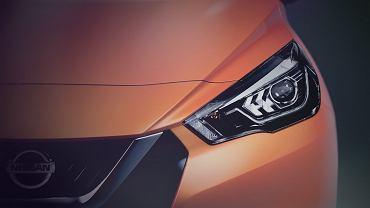 Teaser nowego Nissana Micra