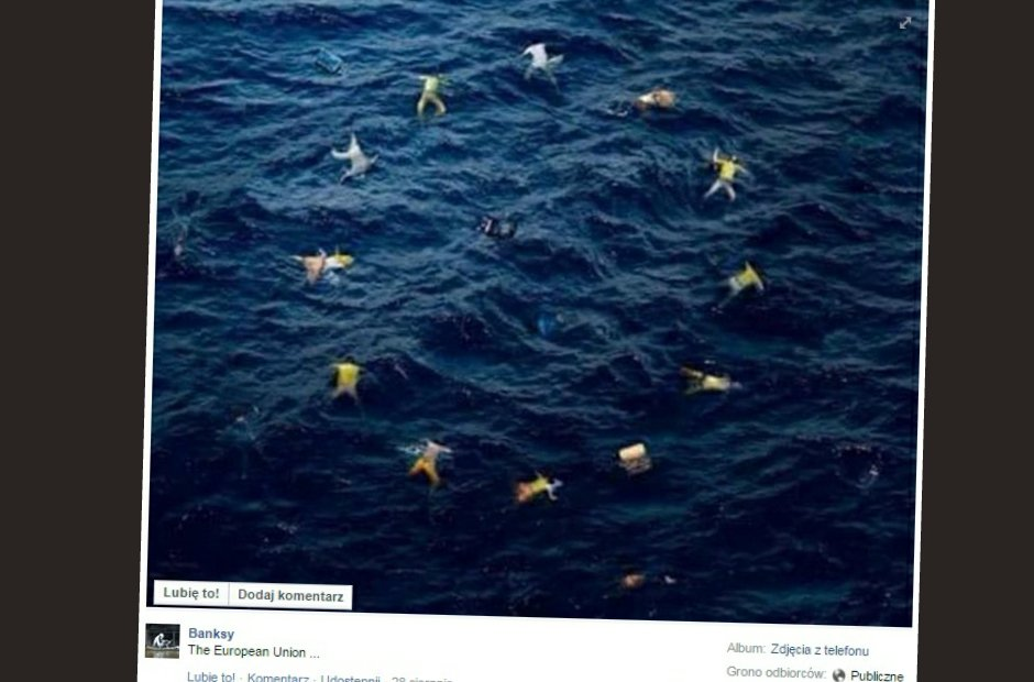 Ciała uchodźców