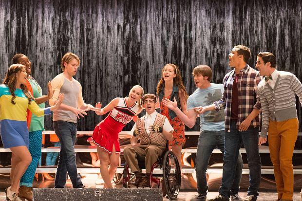 Ekipa serialu 'Glee'