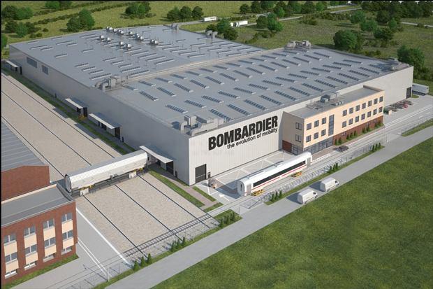 Nowa hala dla Bombardiera powstała we Wrocławiu