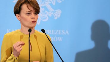 Jadwiga Emilewicz: Nie planujemy pełnych restrykcji ani dodatkowego wsparcia dla firm