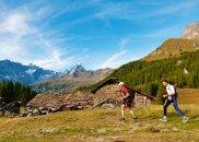 Bieganie po Alpach, bieganie, sport, góry, Tor des Geants rozgrywany jest we włoskich Alpach na dystansie 330 kilometrów