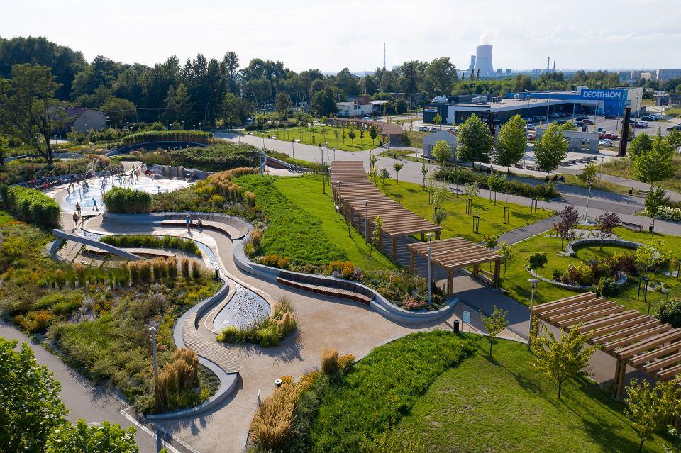 Jaworzno, planty miejskie