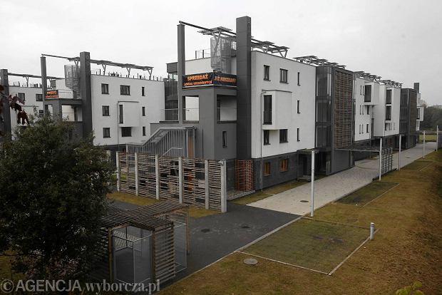 Nowe i prawie puste katowickie Osiedle Książęce w całości na sprzedaż. Cena wywoławcza to 43 mln zł