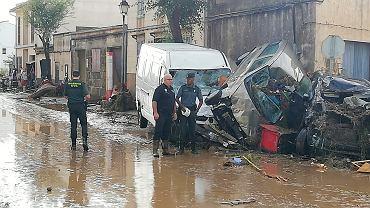 Powódź na Majorce