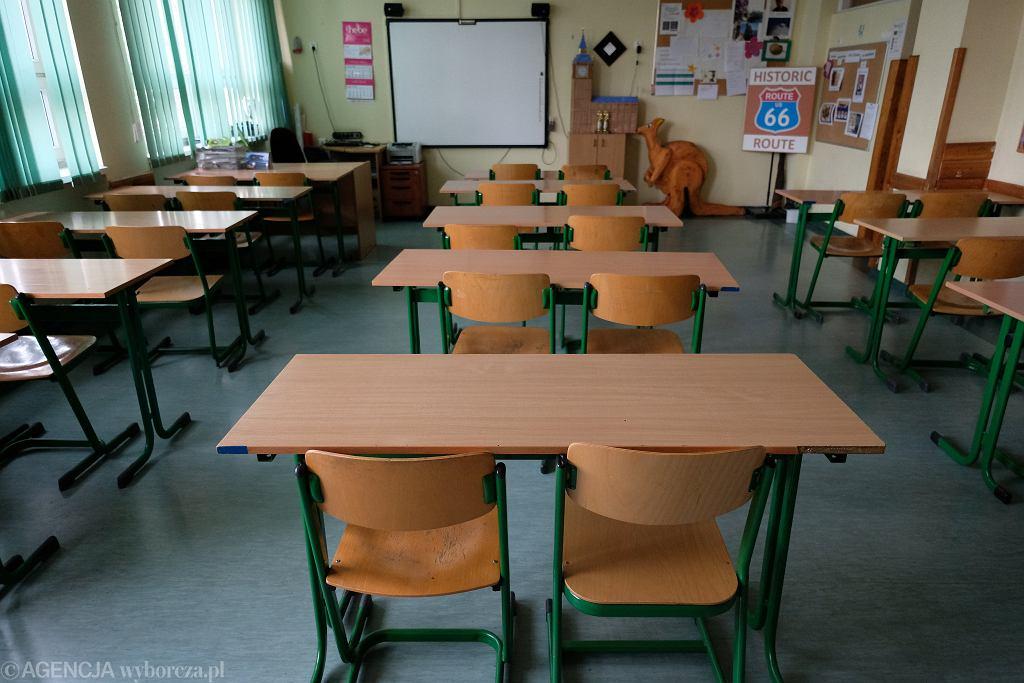 Szkoła i edukacja. Zdjęcie ilustracyjne