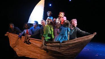 Bajecznie kolorowe lalki, ciekawa animacja, czarodziejski klimat. W sobotę i niedzielę (12-13 czerwca) o godz. 17 - premiera 'Momo' w Akademii Teatralnej. Spektakl dyplomowy to adaptacja znanej książki Michaela Endego
