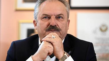 Konferencja prasowa Bezpartyjnych Samorządowców. Marek Jakubiak