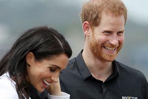 Księżna Meghan i książę Harry w Australii