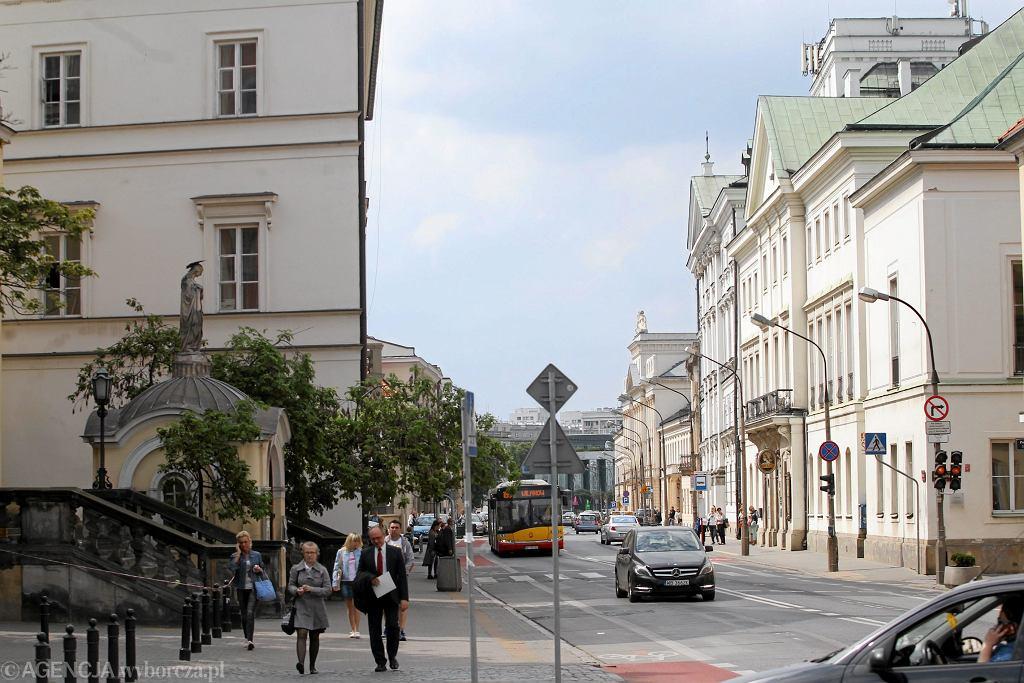 Ulica Miodowa w Warszawie