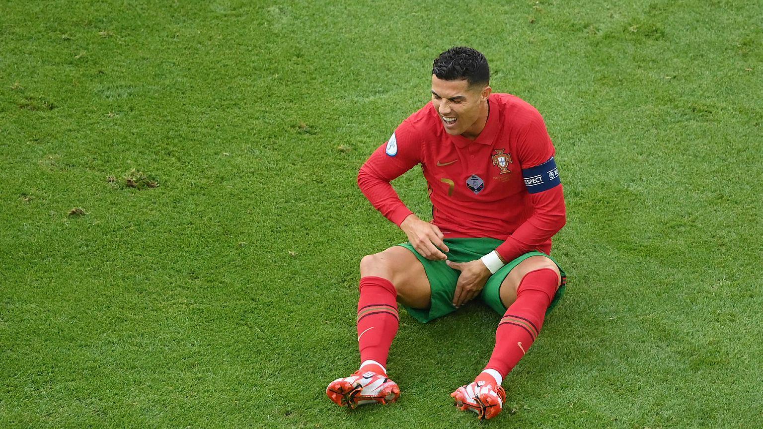 Cristiano Ronaldo zapisa