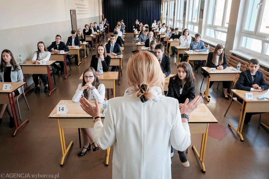 Rekrutacja do szkół (zdjęcie ilustracyjne)