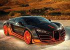 Nowy Bugatti Veyron będzie hybrydą?