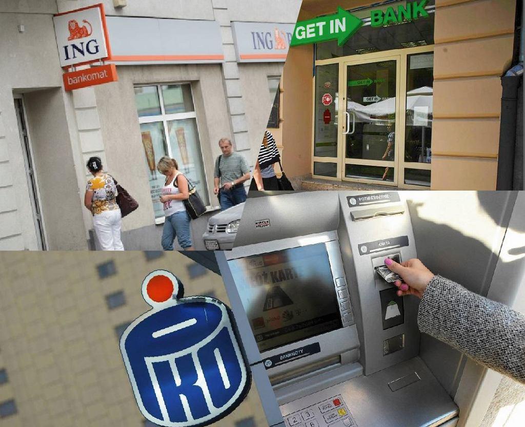 Trzy banki planują prace serwisowe w ten weekend