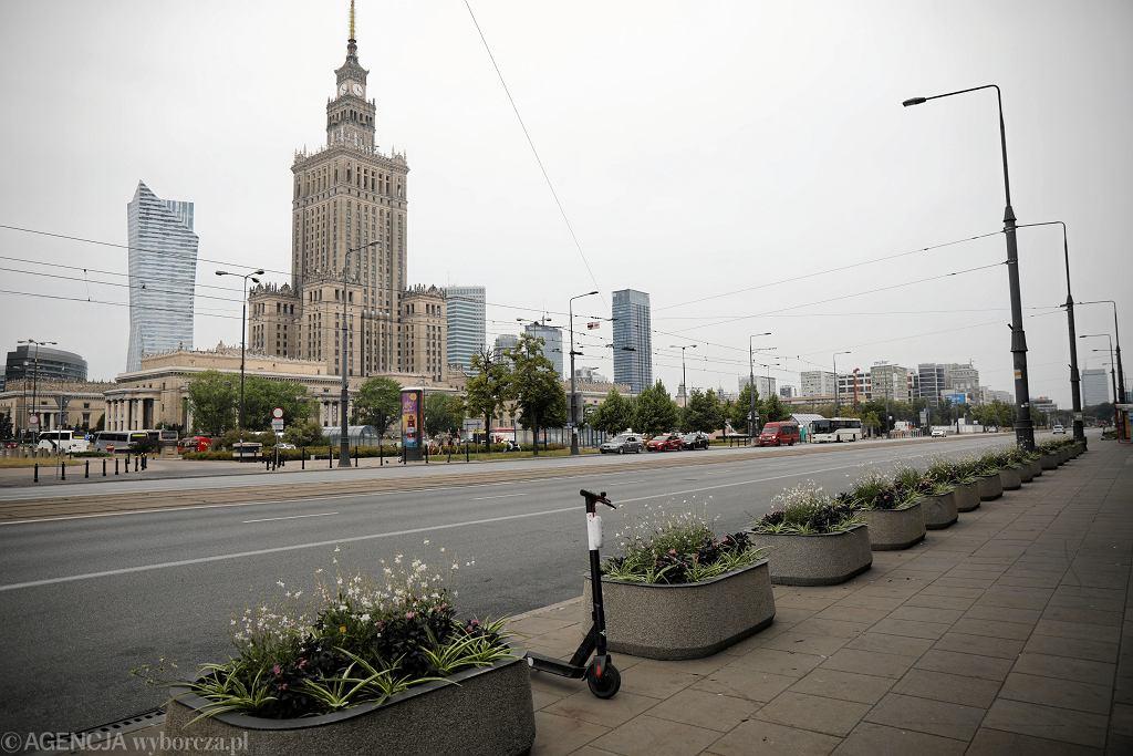 Warszawa (zdjęcie ilustracyjne)
