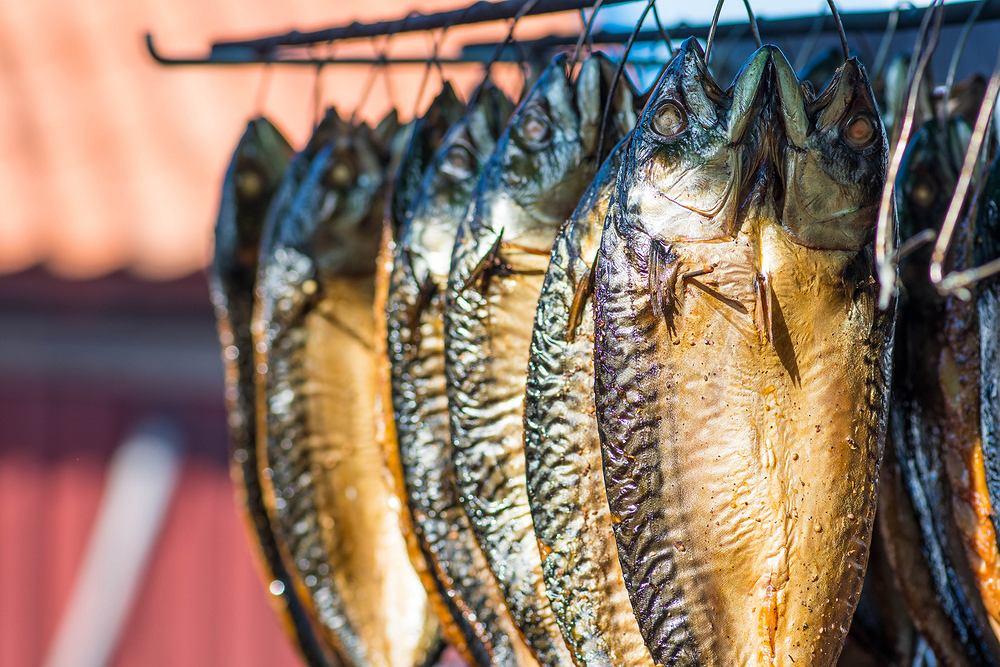 A jak rozpoznać dobre ryby wędzone?