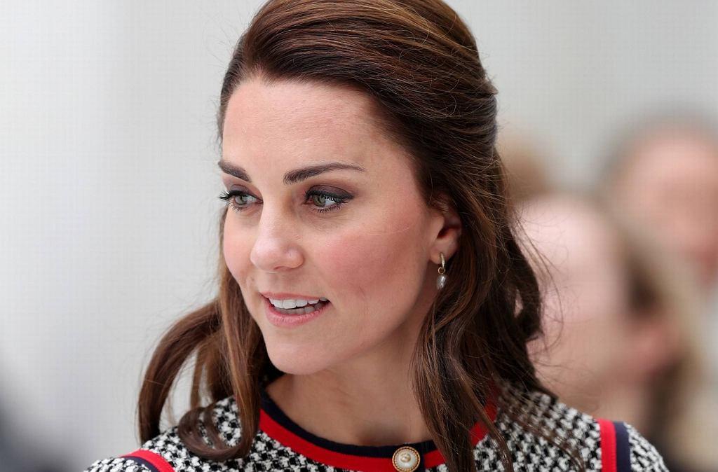 Kate Middleton w Gucci