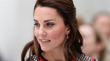 Kate Middleton w Gucci