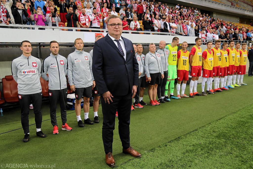 Eliminacje Młodzieżowych Mistrzostw Europy. Polska - Estonia