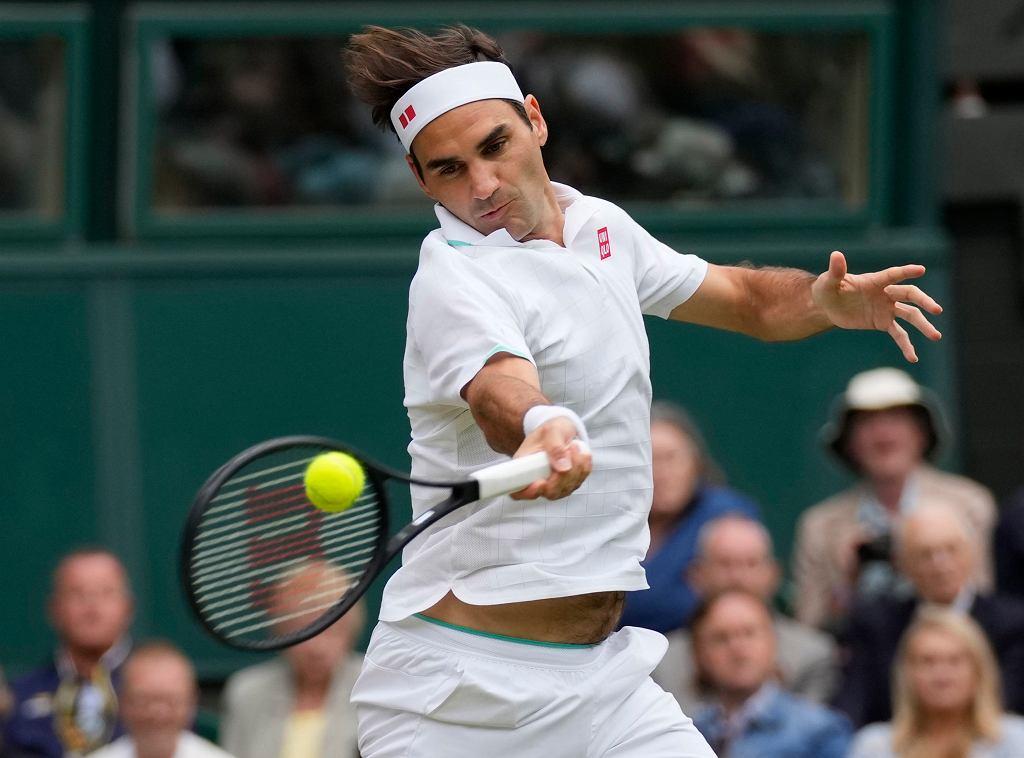 Hurkacz - Federer w ćwierćfinale Wimbledonu. Gdzie i kiedy oglądać? [TRANSMISJA]