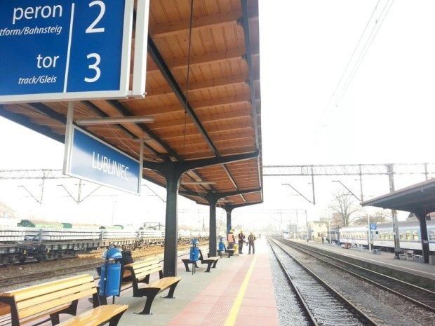 Kolejowy absurd. Nowe tory na linii Częstochowa - Lubliniec, ale pociągów brak